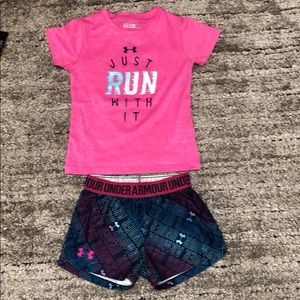 d3b20a8243 Under Armour Matching Sets for Kids | Poshmark